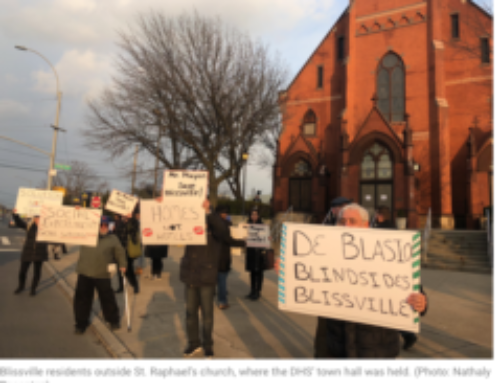 Blissville Forms New Civic Association in Response to Homeless Shelter Controversy, Protest at Gracie Mansion Planned